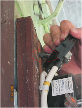 Power Theft and Direct Tapping without Meter Contribute Significant