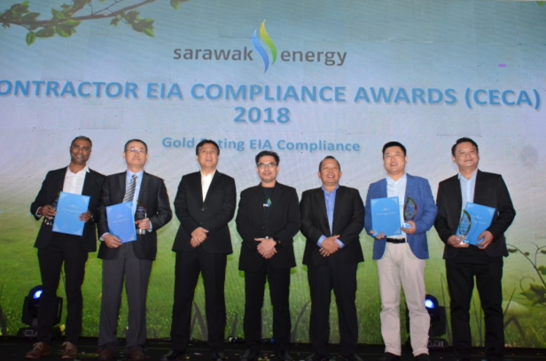 Greater Commitment Shown By Sarawak Energy Contractors
