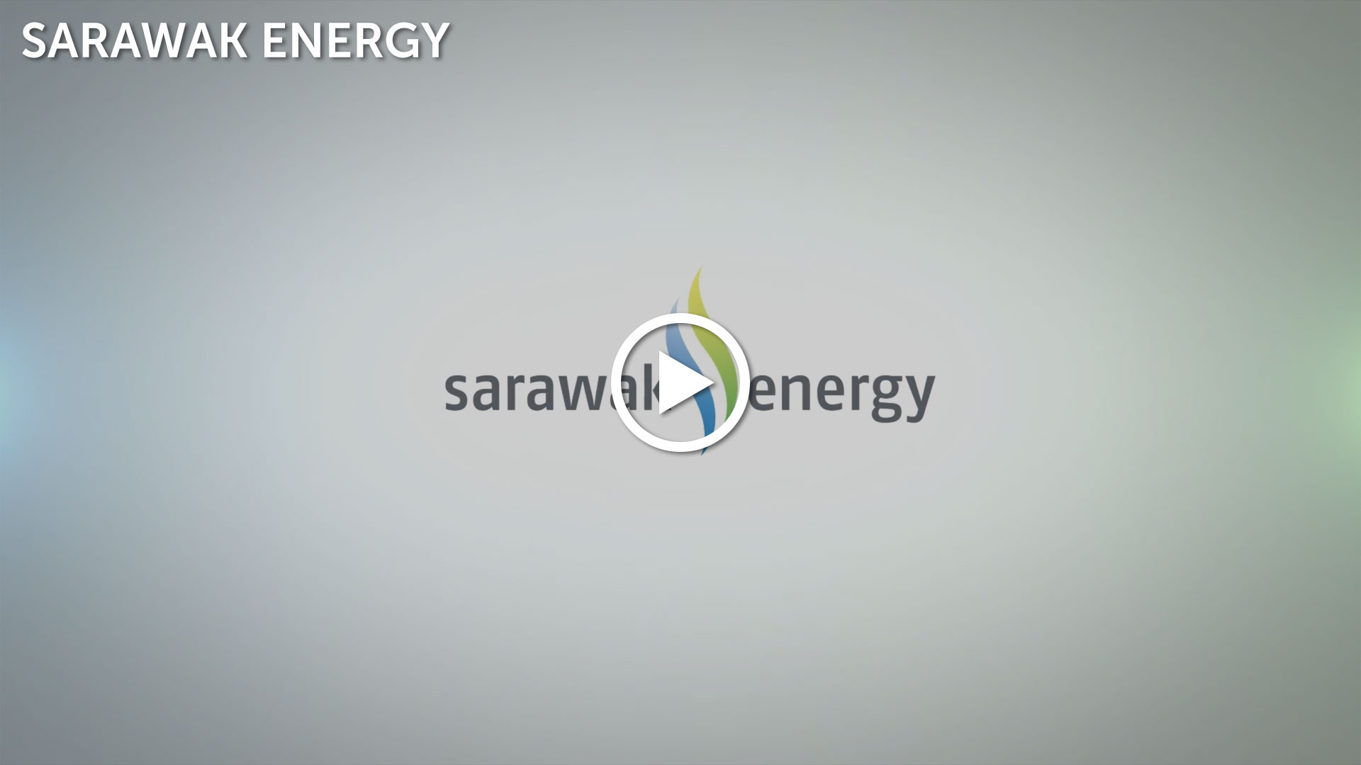 Sarawak Energy Video Thumbnail